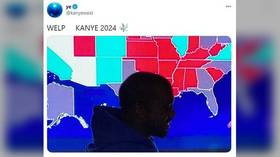 Kanye concedes presidential race as his results are revealed, promises 2024 run