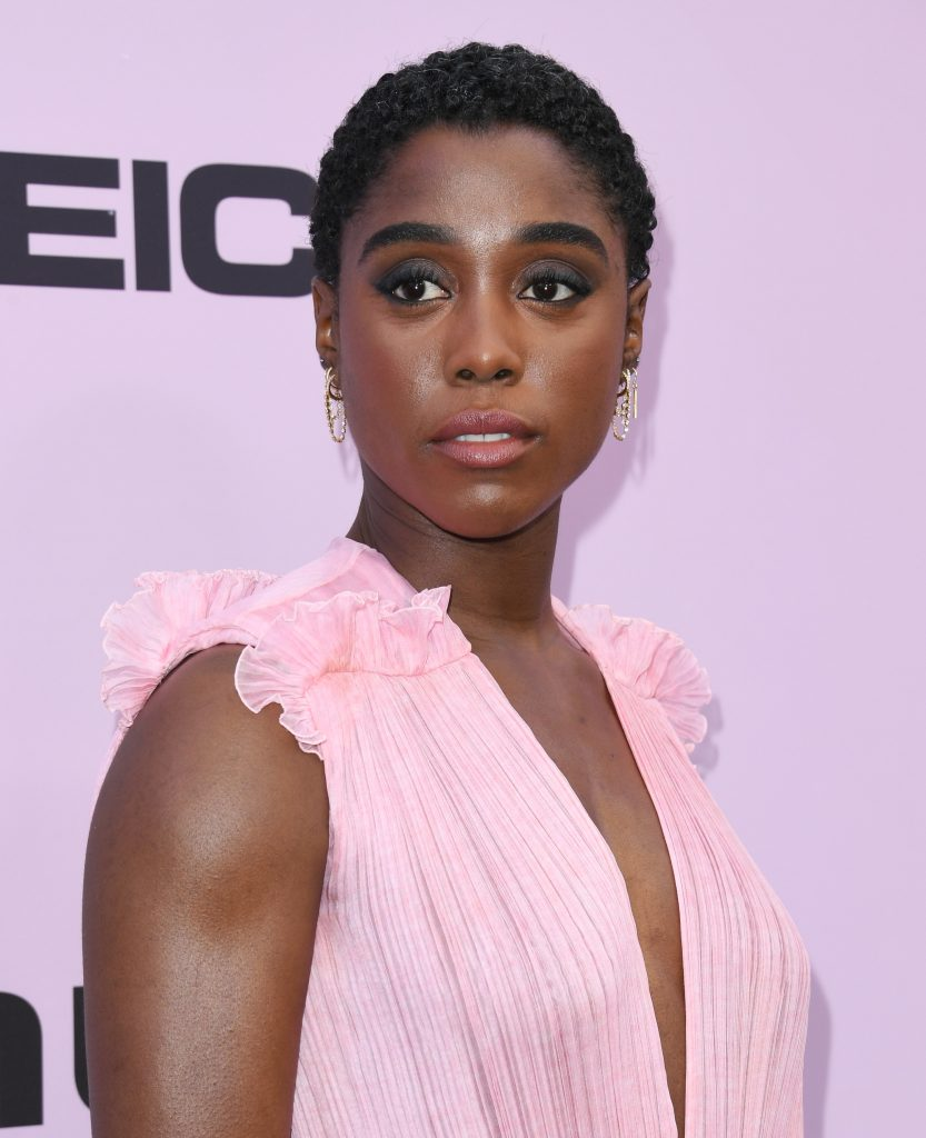 Lashana Lynch attends the 13th Annual Essence Black Women In Hollywood Awards Luncheon at the Beverly Wilshire Four Seasons Hotel on February 06, 2020 in Beverly Hills, California.