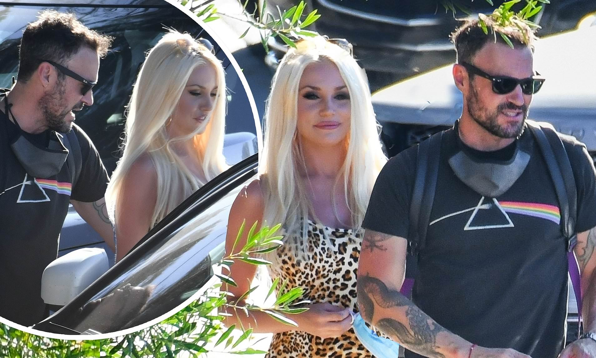 Courtney Stodden Drags Brian Austin Green For Using His Children As An Excuse To See Other Women!