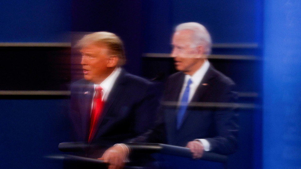 Betting markets appear to favour Trump over Biden after giving 50-50 odds earlier