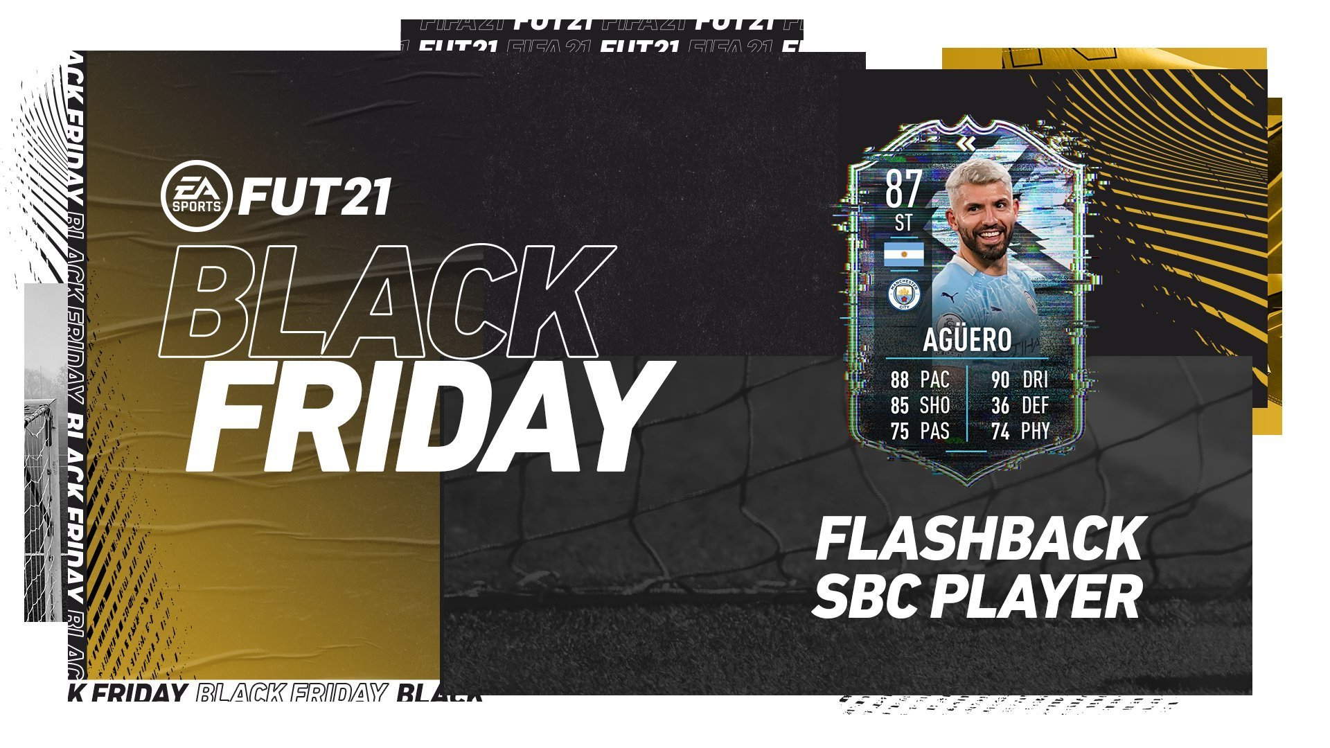 Should You Do The Flashback Aguero SBC In FIFA 21? Brilliant Card…If You Have A Club Left To Complete It
