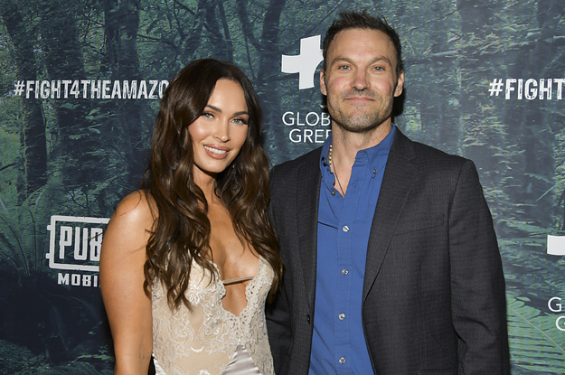 Megan Fox Has Filed For Divorce From Brian Austin Green
