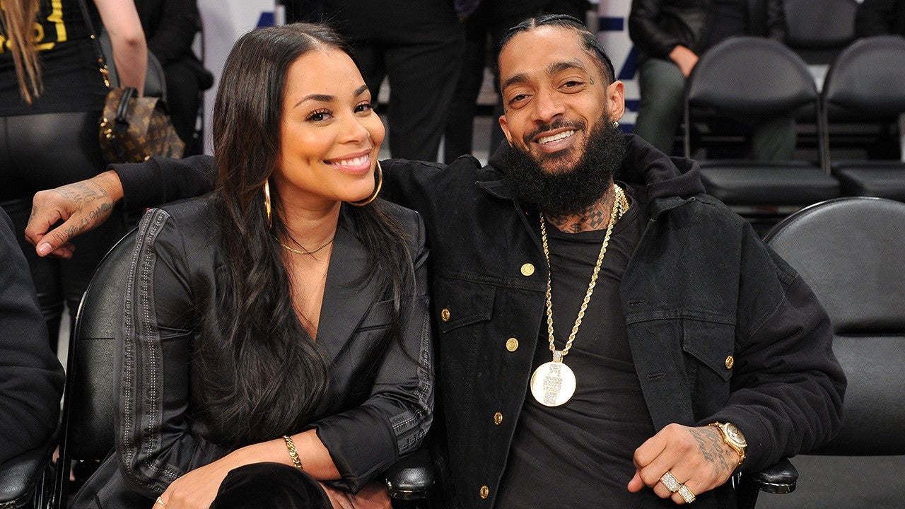 Lauren London Inks Handwritten Love Letter From Nipsey Hussle On Her Forearm!