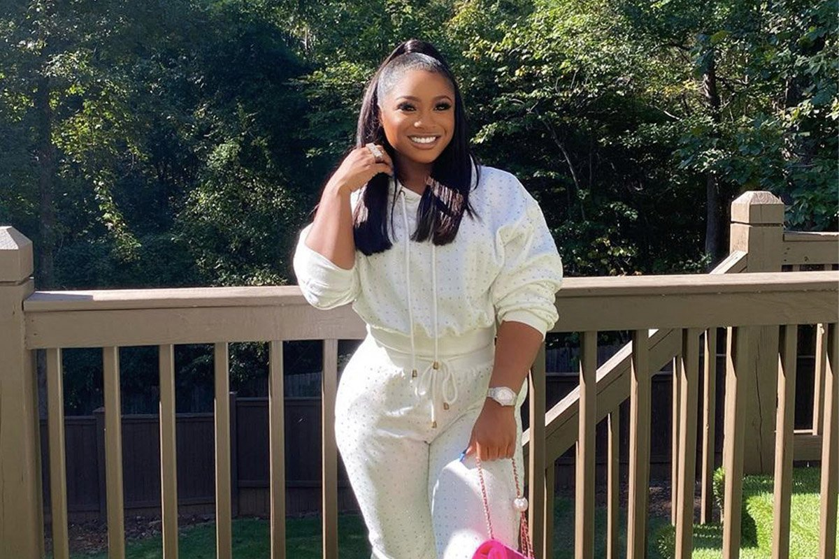 Reginae Carter Makes Fans Happy With Photos And Clips From Zonnique Pullins' Baby Shower – See Them Here