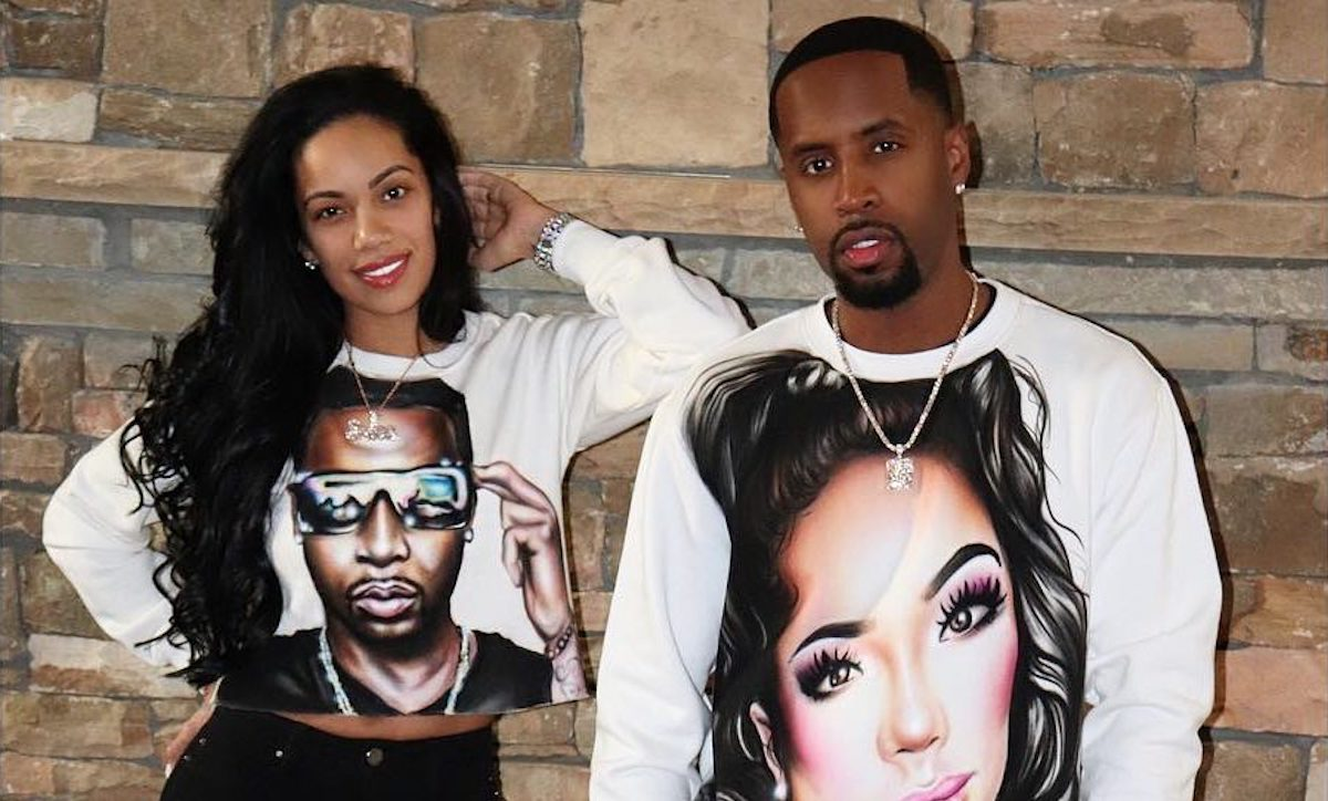Erica Mena Makes Fans' Day With This New Photo Session With Safaree And Their Baby Girl – See The Family Pics!