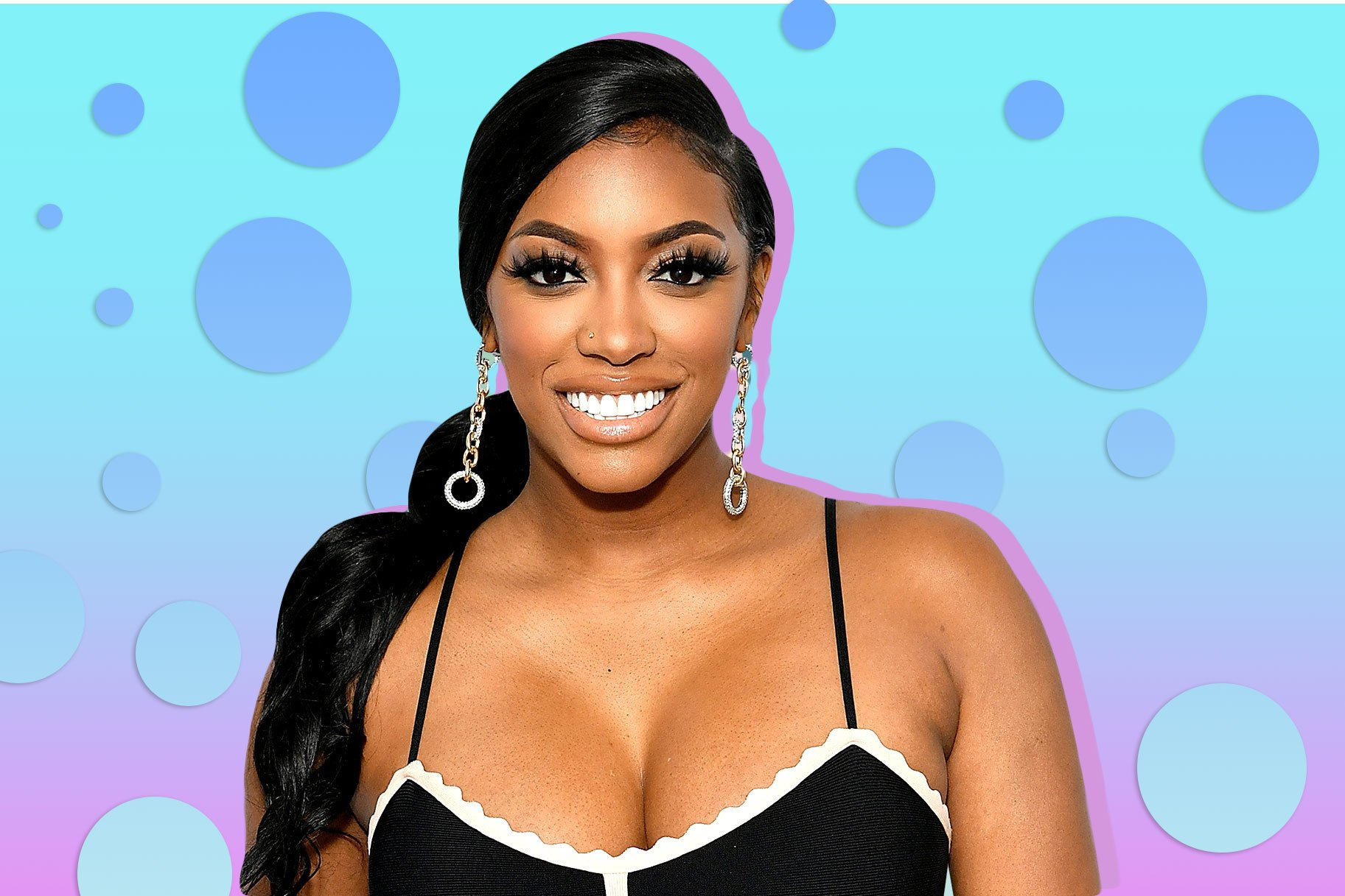Porsha Williams Tells Fans To Take A Break And Chill Because This Is The Time To Rejoice