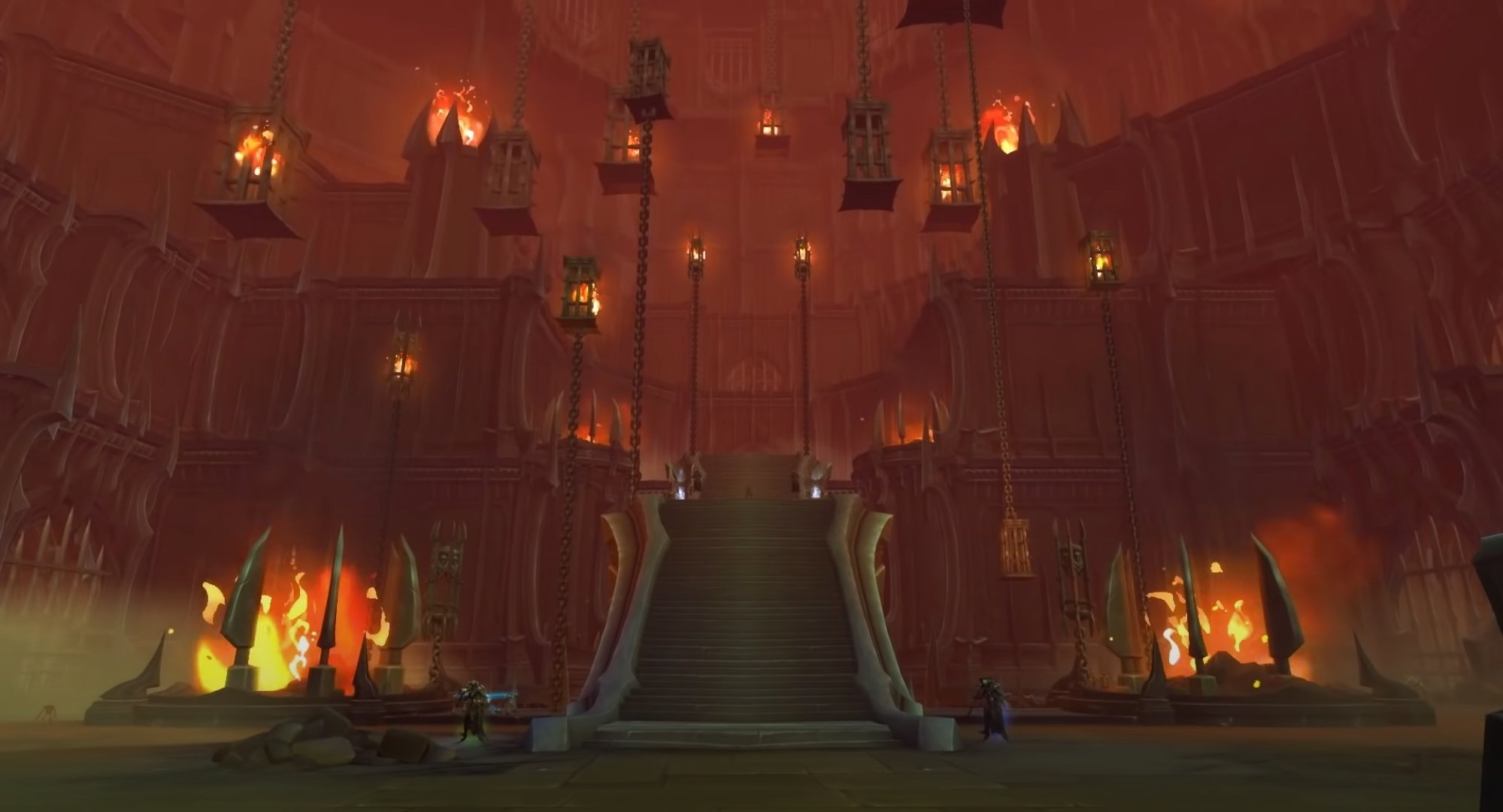 Blizzard Grants A Look Into World Of Warcraft: Shadowlands' Endgame Zone The Maw