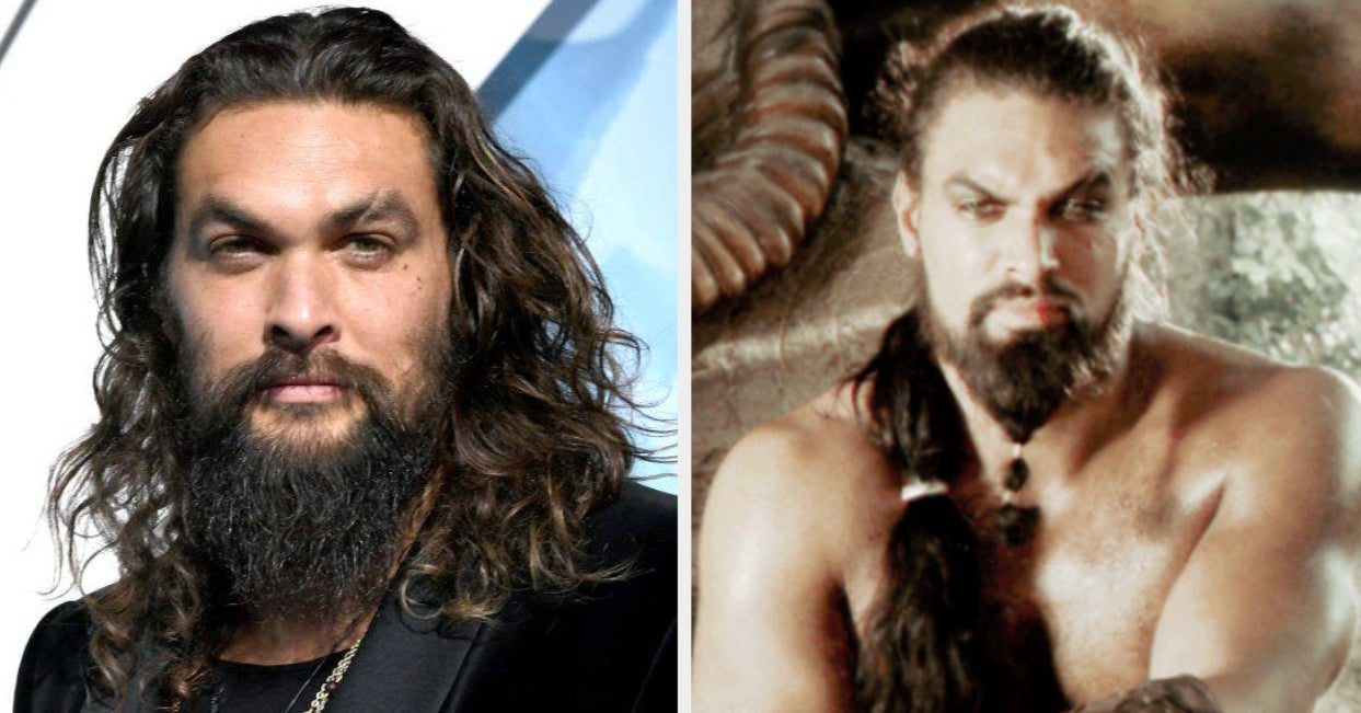 """Jason Momoa Revealed He Was """"Starving"""" And """"Completely In Debt"""" After Being Killed Off """"Game Of Thrones"""""""
