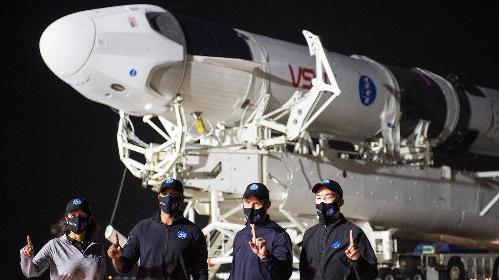 'Changing the arc of human spaceflight history': NASA greenlights SpaceX Crew Dragon for US return to orbit