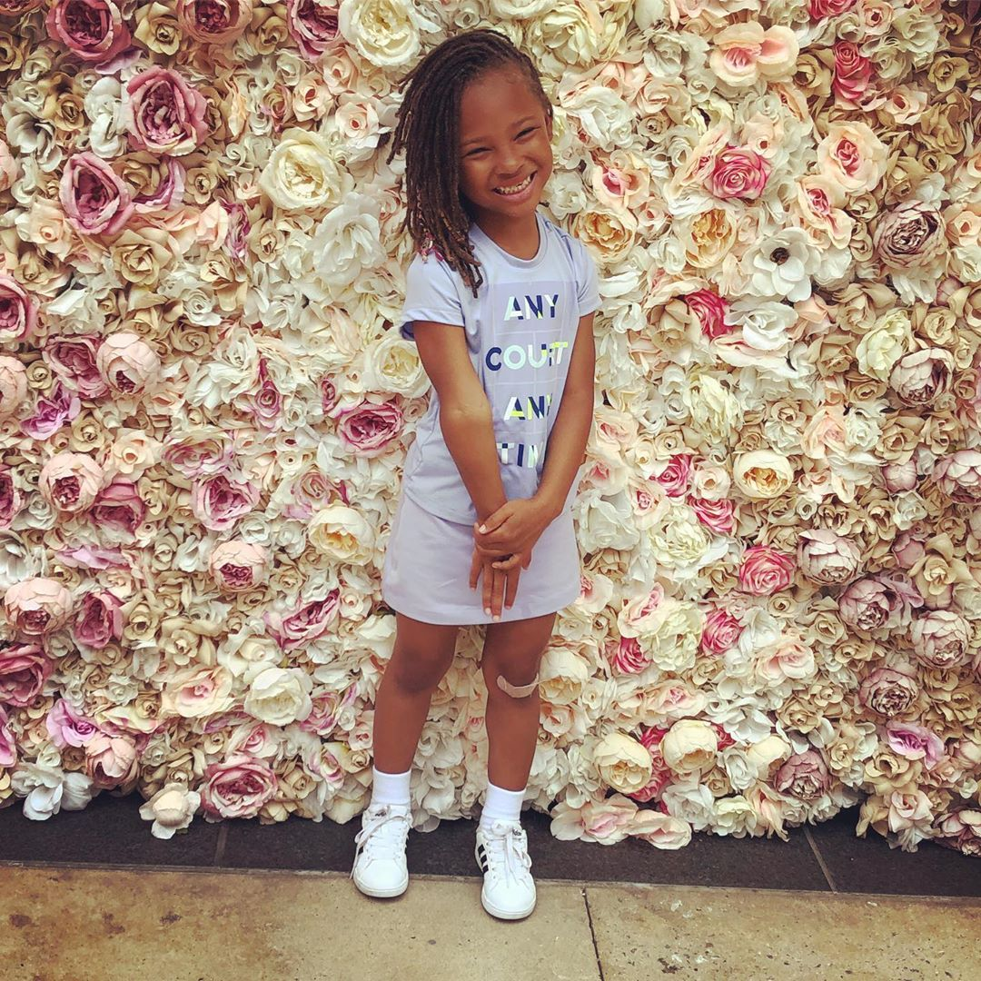 Eva Marcille Proudly Flaunts Her Beautiful Daughter Marley Rae – See Her Latest Photos