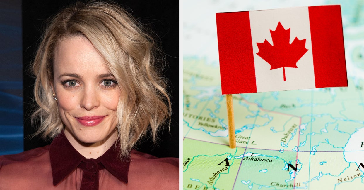 Can You Guess Which Of These Celebrities Are Canadian?