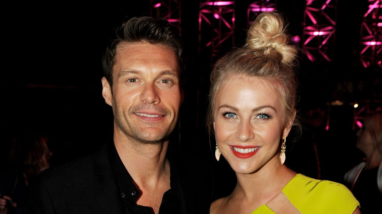 Julianne Hough Suggests She Felt Like She Did Not Deserve The Luxuries She Had Access To While Dating Ryan Seacrest