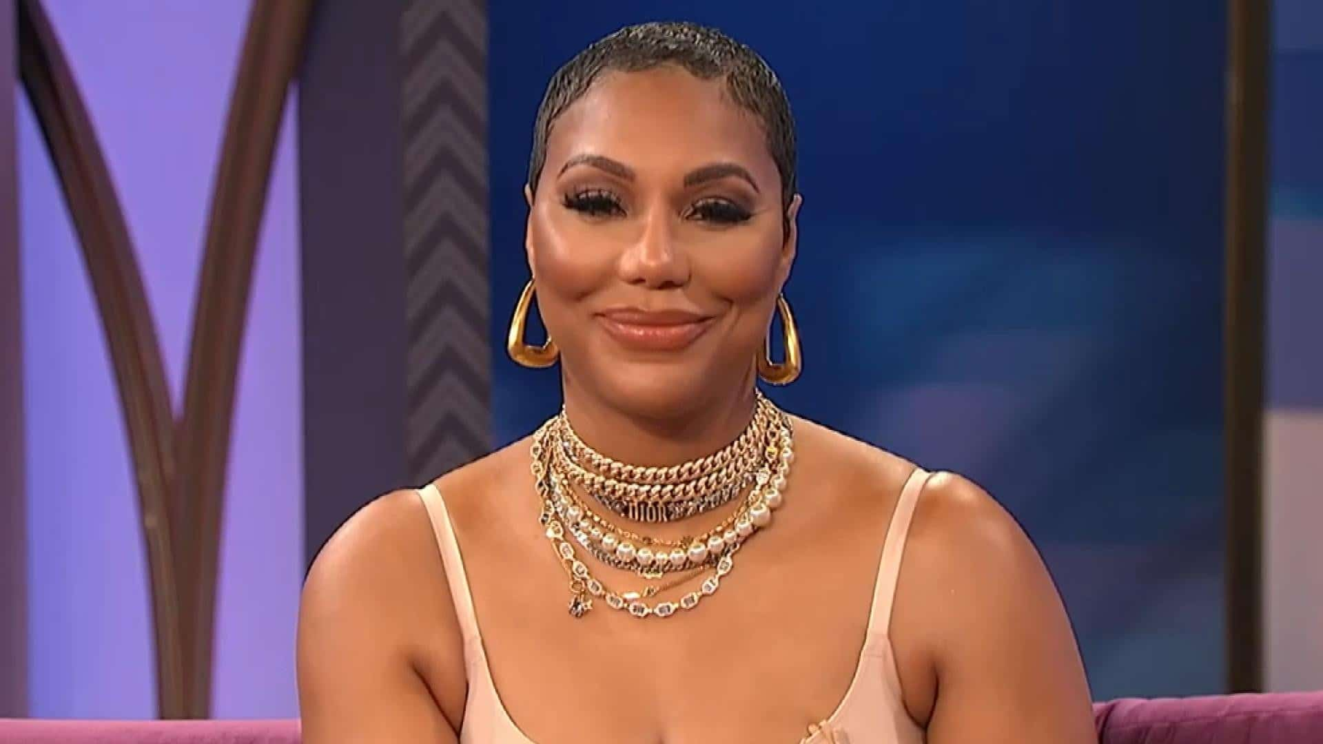 Tamar Braxton Has Great News For Ladies Who Have Hair Growth Troubles – Check Out Her Message