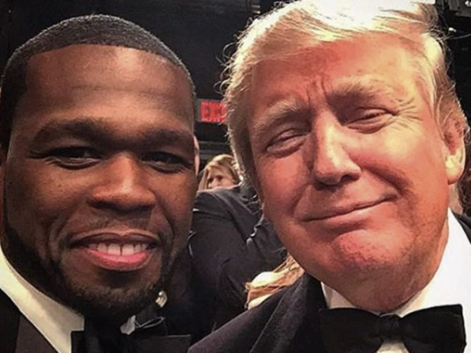 50 Cent Says Donald Trump Is 'Going To Jail' And Slams Him For Demanding That The Votes Counting Be Stopped!