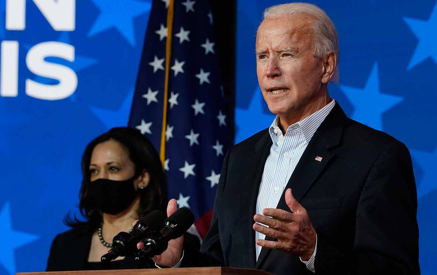 Joe Biden Confirms He Will Not Be The US President Until January 20th – He Has A Message For Everyone