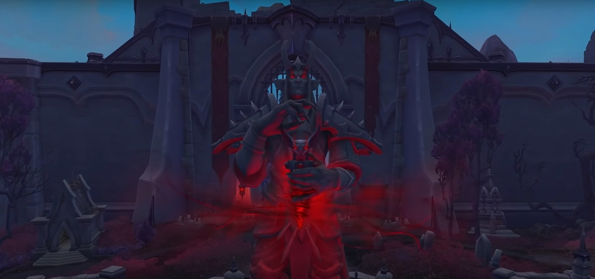 Players Get A Glimpse Into Revendreth With Blizzard's Latest World Of Warcraft: Shadowlands Sneak Peek