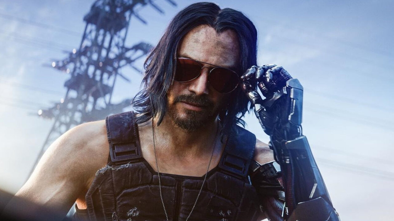 Next Cyberpunk 2077 Night City Wire Stream Will Focus On Keanu Reeves' Character