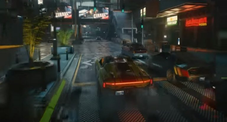 Cyberpunk 2077 Is Offering A Free In-Game Witcher-Inspired Jacket For Those That Link The Game With Their GOG Account