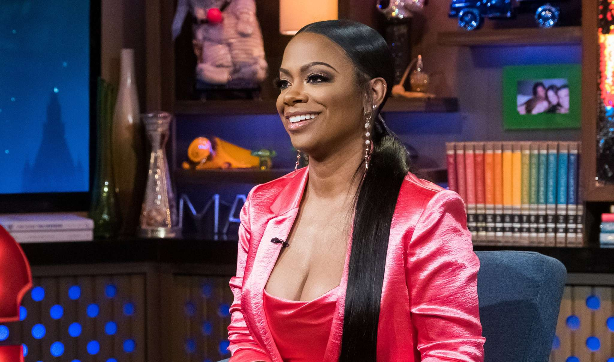 Kandi Burruss Wishes A Happy Birthday To Her Cousin – Check Out Their Photo Together