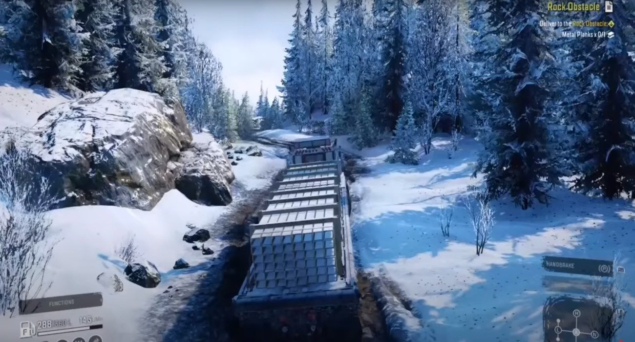 SnowRunner's Season 2: Explore And Expand Is Now Available On The PS4