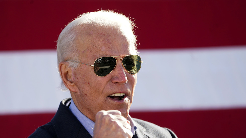 Report: Biden team has a plan to assert control and declare victory early, as soon as media calculate him to win