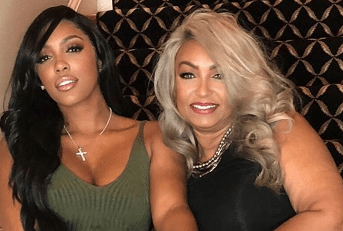 Porsha Williams Shares A Sneak Peek To Her Podcast With Her Mom And Sister
