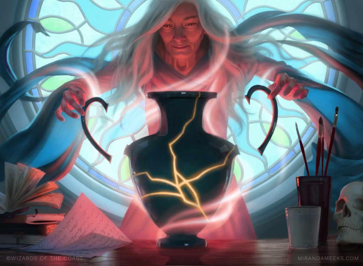 Tasha's Cauldron Of Everything: Genie Patron Warlock Wishes Itself A Final Print In D&D's Newest Rules Expansion