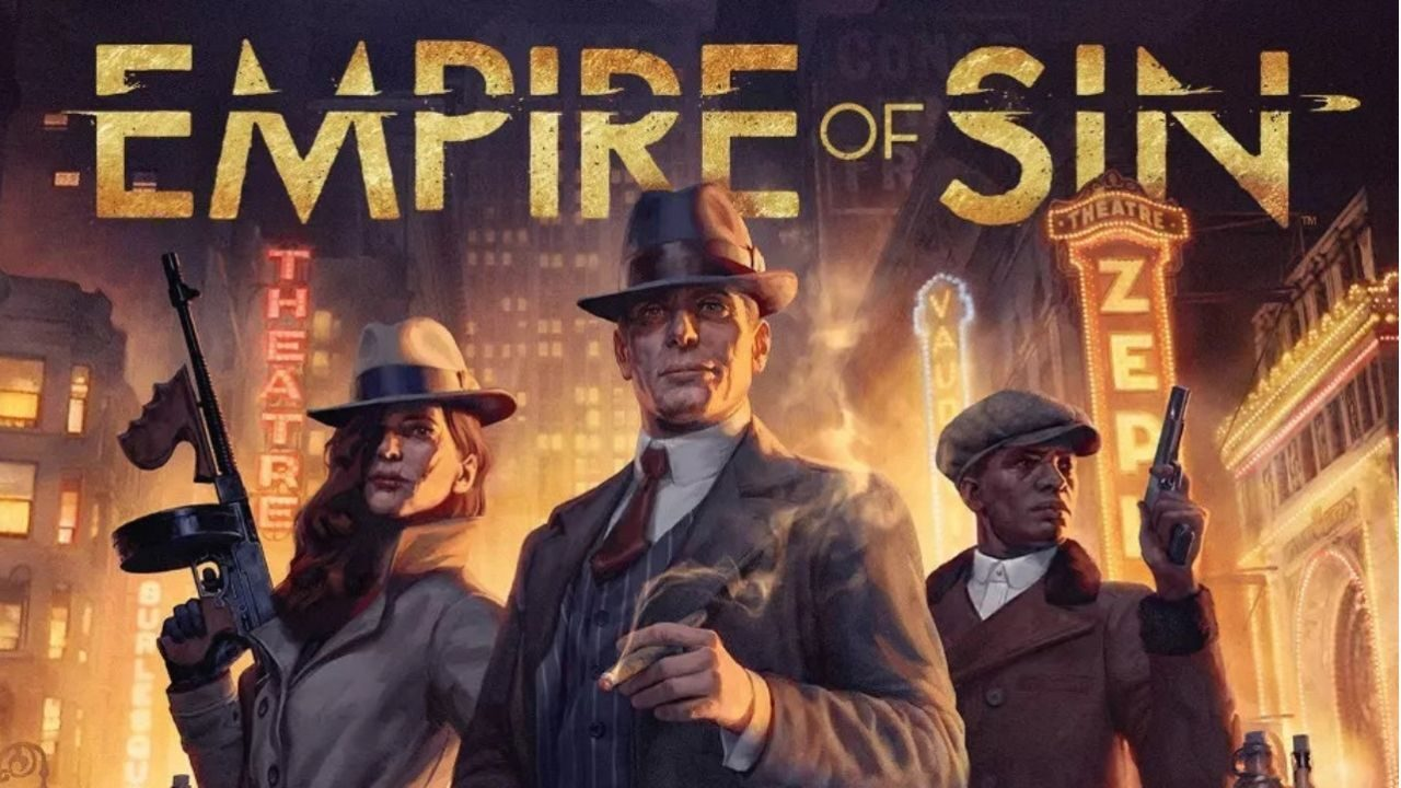 Meet the criminal masterminds you'll play as in Empire of Sin