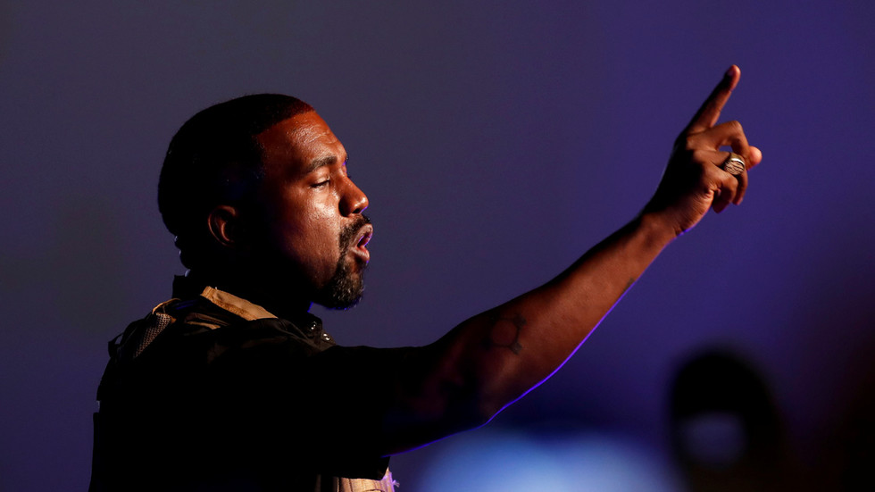 'Someone I truly trust': Kanye West brags about voting for himself on Election Day