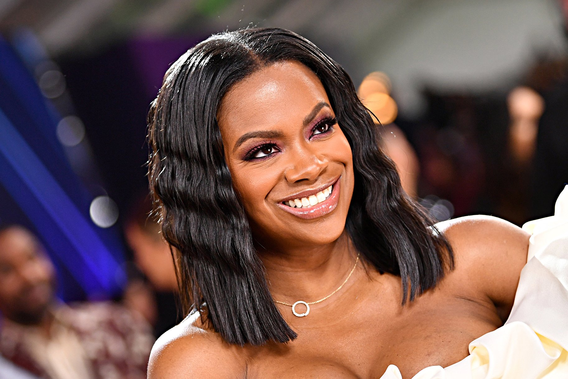 Kandi Burruss Films A Video With Don Juan – Check Out The Subjects They Addressed