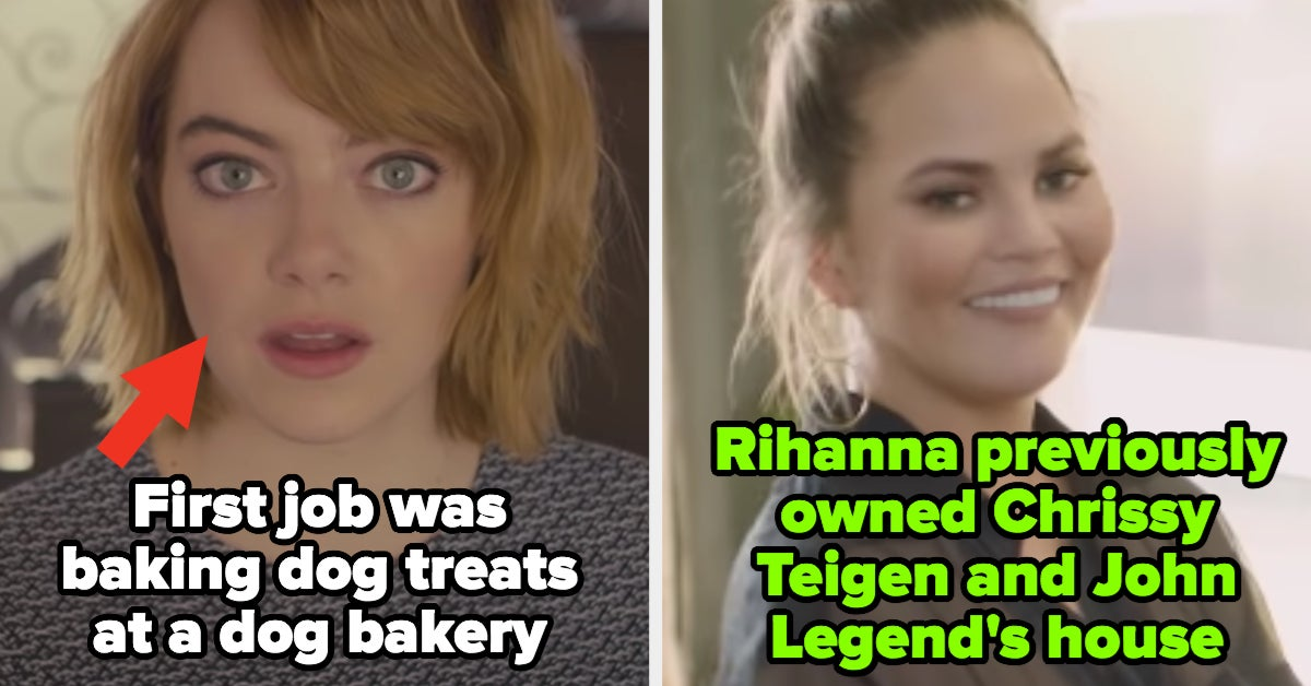 15 Random Celebrity Facts That'll Make You Look At These Famous People Differently