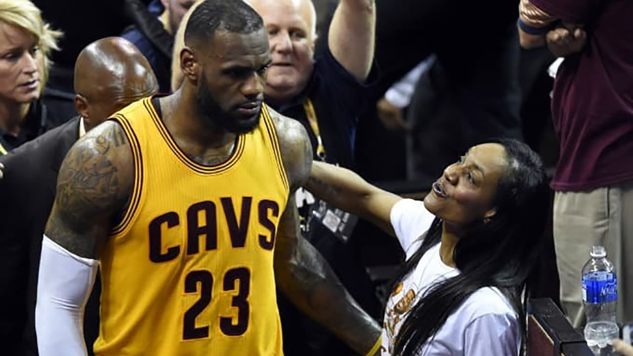 LeBron James Shows Love To His Mom – Check Out Their Gorgeous Photos And His Emotional Message