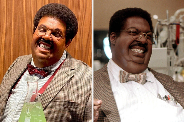 The Weeknd Dressed As The Nutty Professor For Halloween And It Was By Far The Best Costume Of All