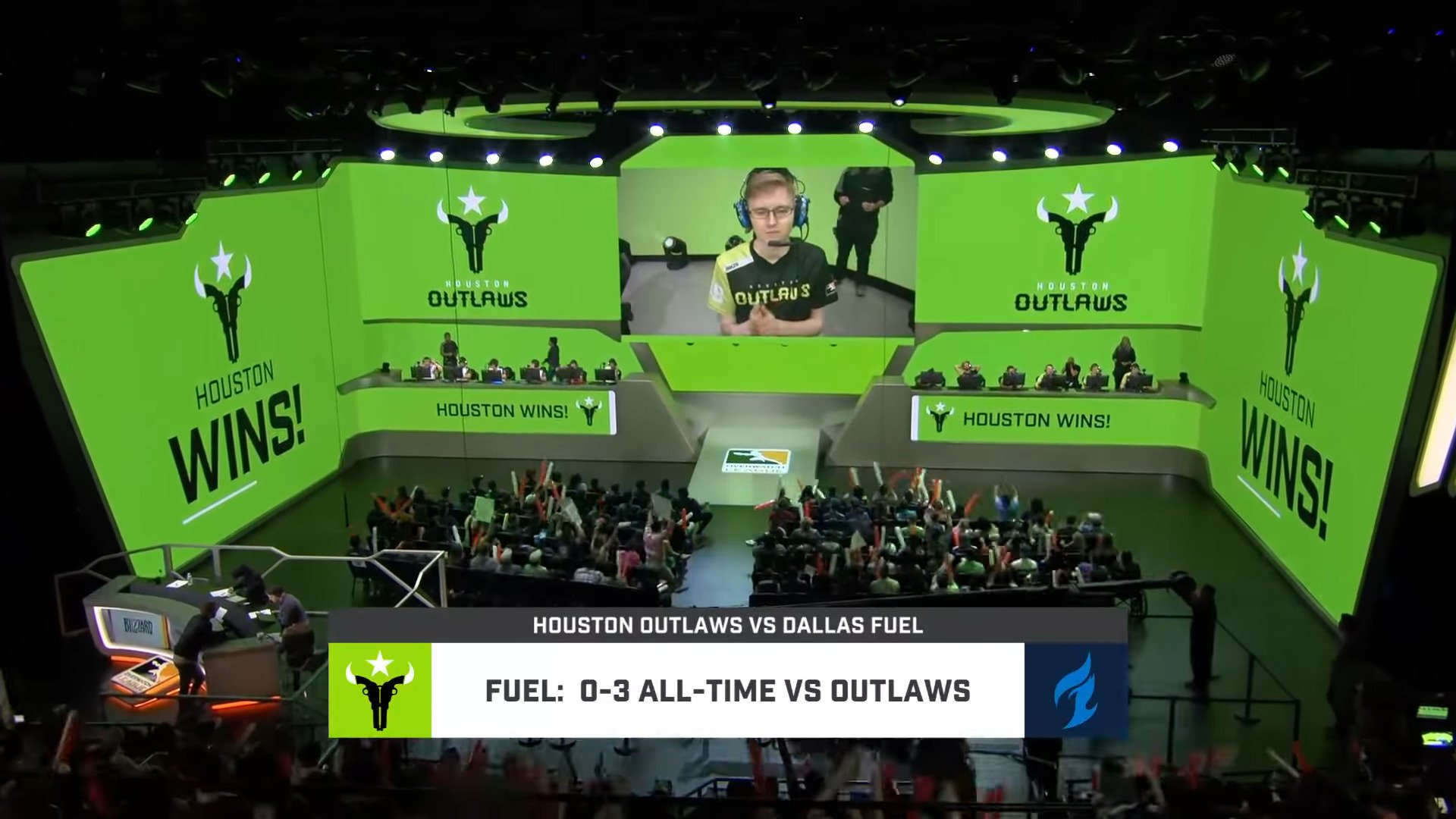 OWL – Former Guangzhou Charge Happy Signs With The Houston Outlaws