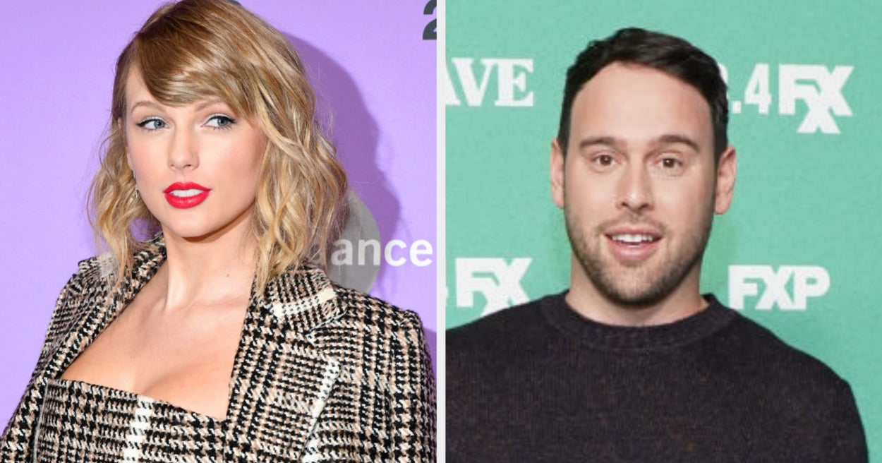 Taylor Swift Has Responded To Scooter Braun Selling Her Masters And It's Badass