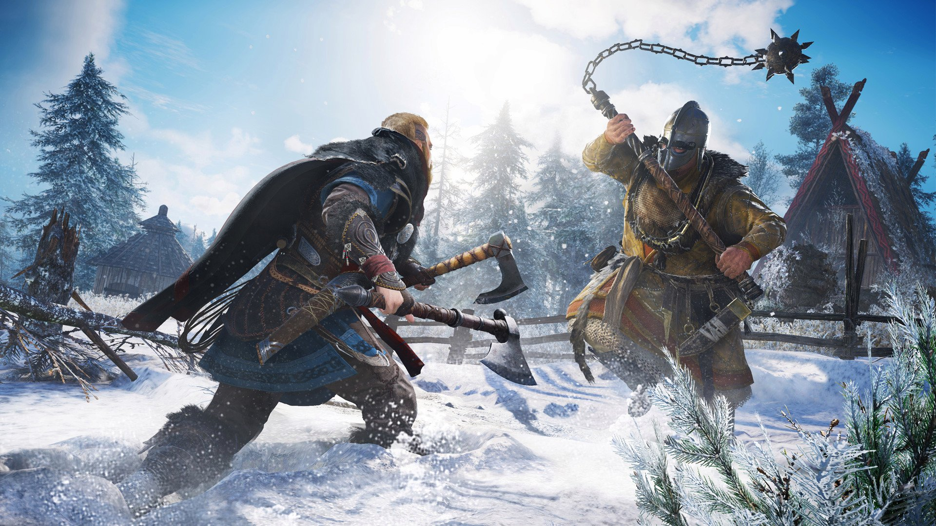 Ubisoft Reveals File Size For Assassin's Creed: Valhalla And Provide Day-One Patch Notes
