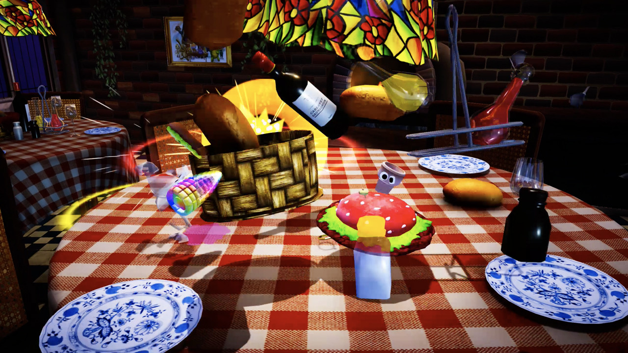 Lunch A Palooza Has Just Launched On Ps4 And Nintendo Switch