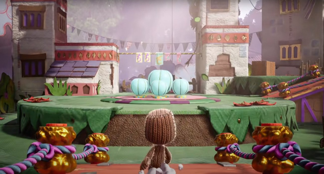 Sackboy: A Big Adventure Won't Be Releasing With Online Multiplayer Just Yet On The PS5