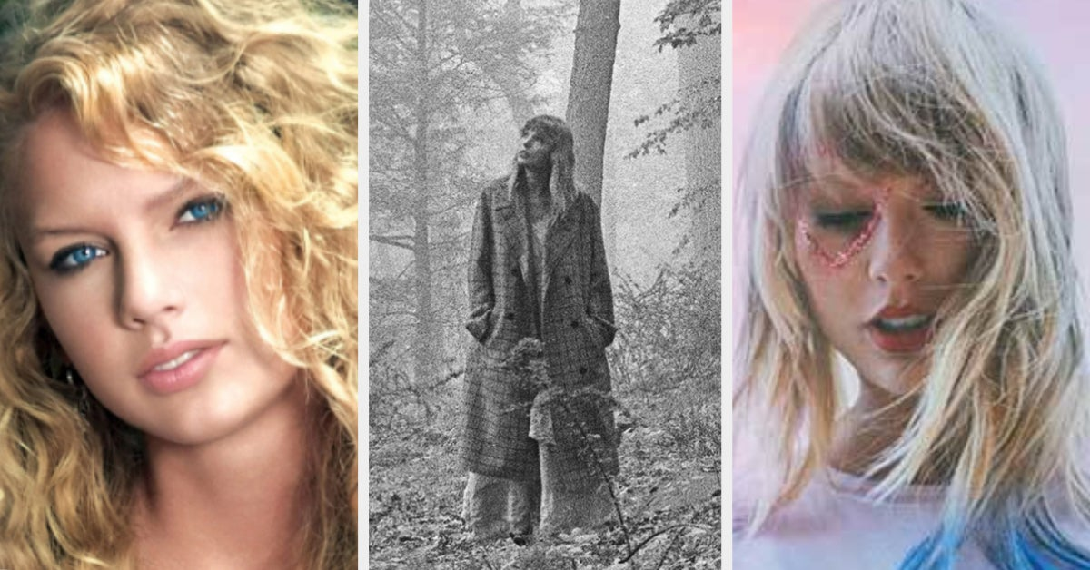 Most Taylor Swift Fans Can't Name All 116 Of Her Studio Album Songs — Can You?