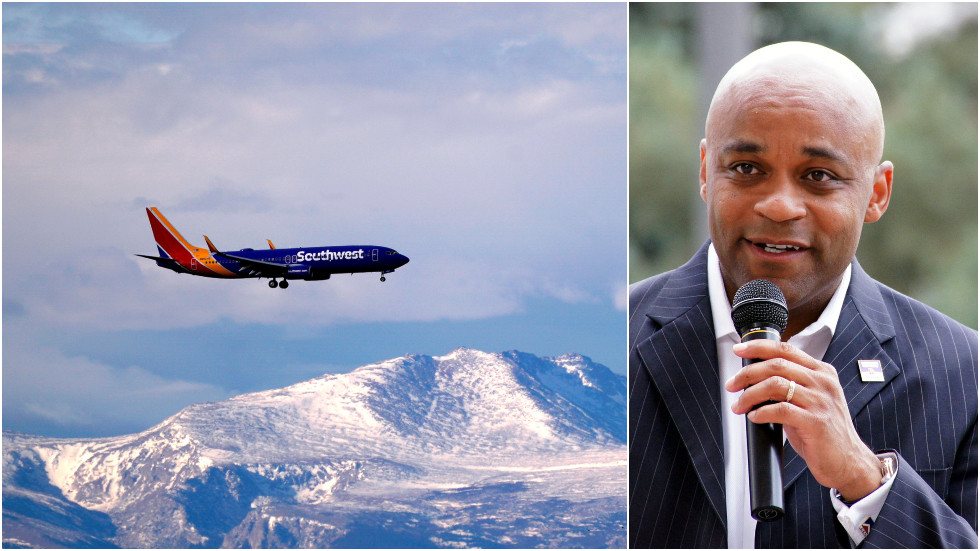 Denver mayor tells residents to 'avoid travel' for Thanksgiving – then boards flight for a family gathering moments later