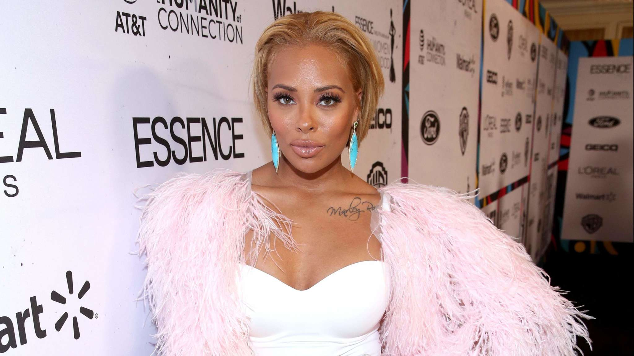 Eva Marcille Shares A Video That Has Broken Her To Tears – See The Tragedy Here