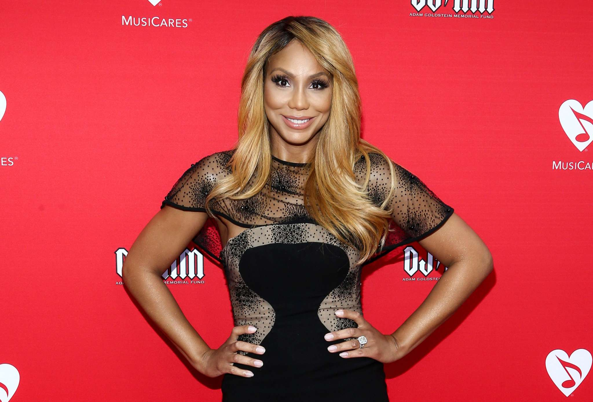 Tamar Braxton Talks To Fans About Thanksgiving – Check Out Her Post Below