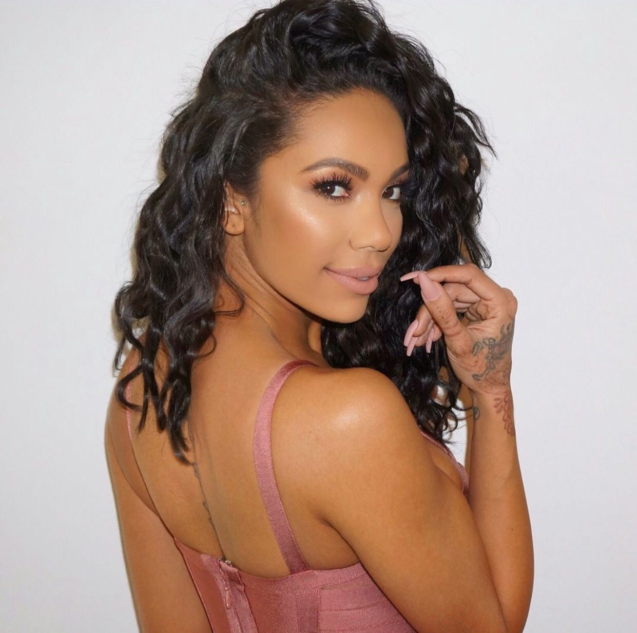 Erica Mena Drops A Message For The Haters And She Sparks New Pregnancy Rumours