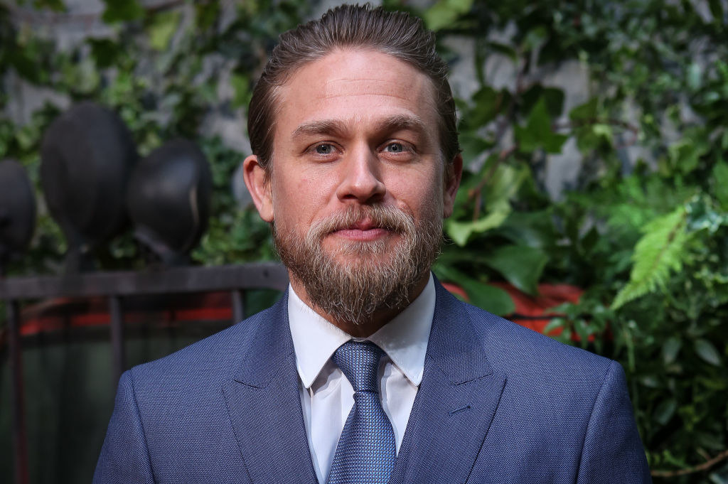 Charlie Hunnam attends the Triple Frontier (Triple Frontera) premiere