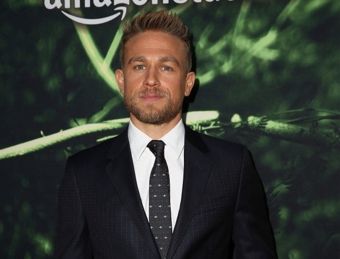 "Charlie Hunnam attends the premiere of Amazon Studios' ""The Lost City Of Z"""