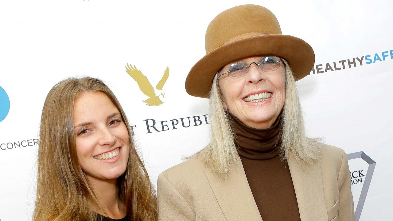 Diane Keaton's Daughter And Her Boyfriend Are Engaged!