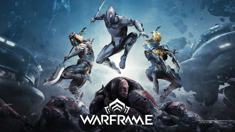 Warframe bullet-jumps to PS5 this Thursday