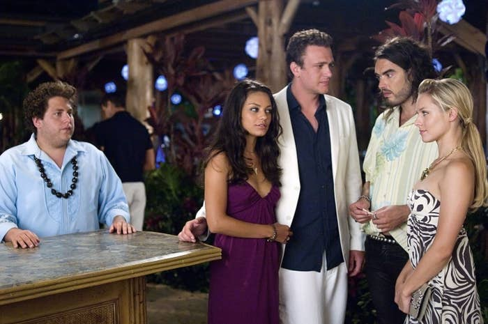 "A scene from ""Forgetting Sarah Marshall"""
