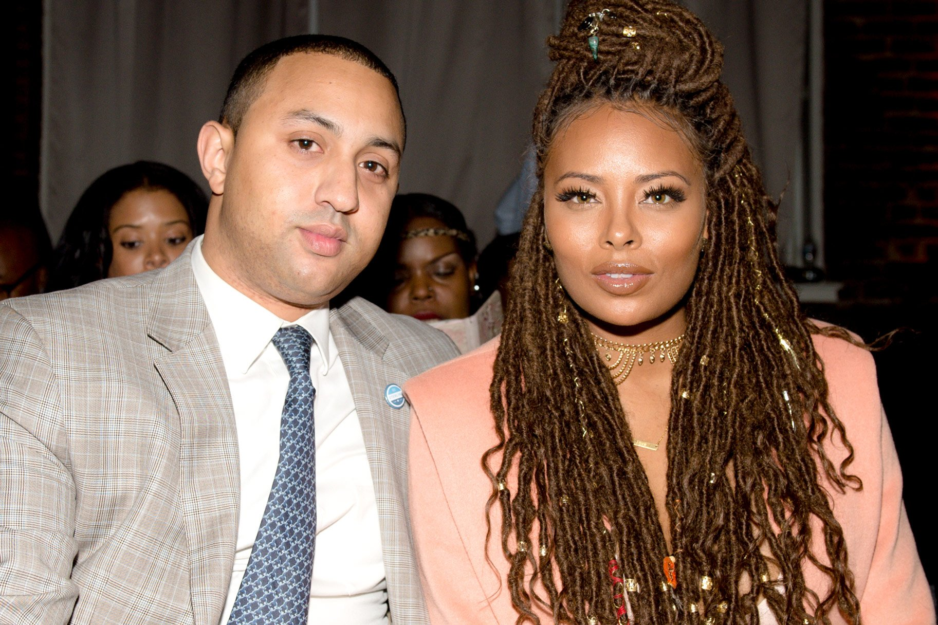 Eva Marcille's Video Featuring Mike Sterling Impresses Fans – Here's What He Has To Say