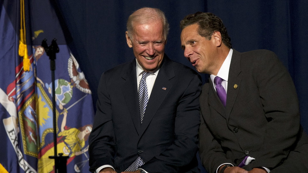 Biden eyes New York's Andrew Cuomo for Attorney General, AP reports